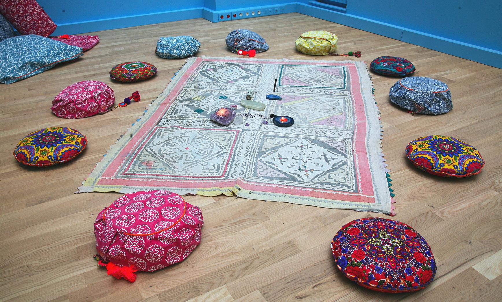 Ici Selfcare, Espace de méditation et de yoga, lieu dédié aux femmes et à l'harmonie